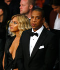 Mężczyzna wtargnął na scenę podczas koncertu Beyonce i Jaya-Z