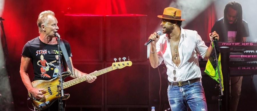 """Dobra wiadomość dla fanów Stinga i Shaggy'ego. Jesienią artyści odwiedzą Polskę. Zagrają dwa koncerty promujące ich album """"44/876""""."""