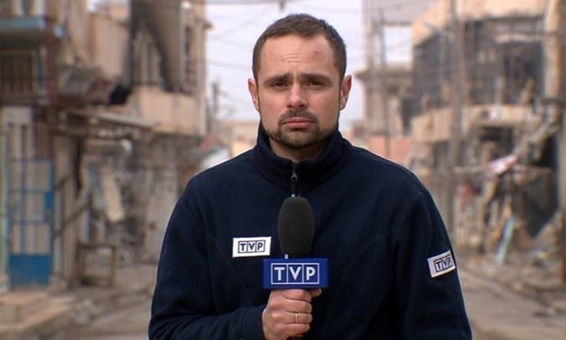 """Dyrektor Telewizyjnej Agencji Informacyjnej Jarosław Olechowski poinformował, że z redakcji """"Wiadomości"""" odszedł Paweł Szot."""