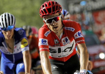 Vuelta a Espana: Kwiatkowski traci koszulkę lidera