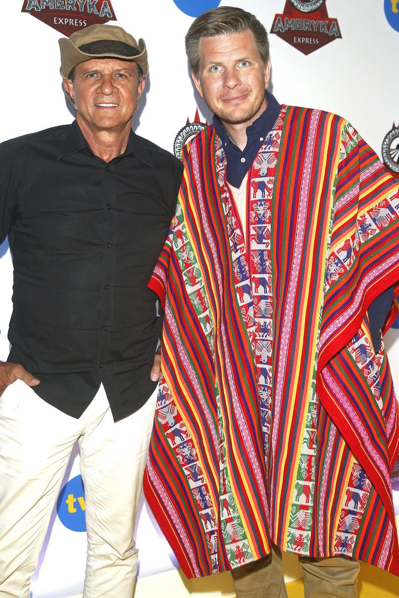 """Filip Chajzer uznał, że najlepszym towarzyszem podróży po Ameryce Południowej będzie jego ojciec i to właśnie z nim stworzył niepowtarzalny duet w programie """"Ameryka Express"""". Choć dzieliła ich największa wśród wszystkich par różnica wieku i na trasie zdarzały się poważne nieporozumienia, to finalnie obaj panowie są zadowoleni ze swojego udziału w tej produkcji. Dzięki programowi spędzili ze sobą trochę czasu, przez co nadrobili zaległości z przeszłości."""