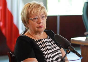 Prof. Gersdorf w RMF FM: Idę do sądu z posłem Piotrowiczem. Nie jestem złodziejką