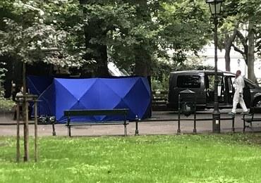 Tajemnicza śmierć na Plantach w Krakowie. Prokuratura bada sprawę