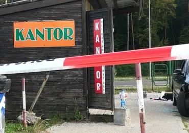 Napad na właściciela kantoru w Białymstoku. Bandyci poszukiwani