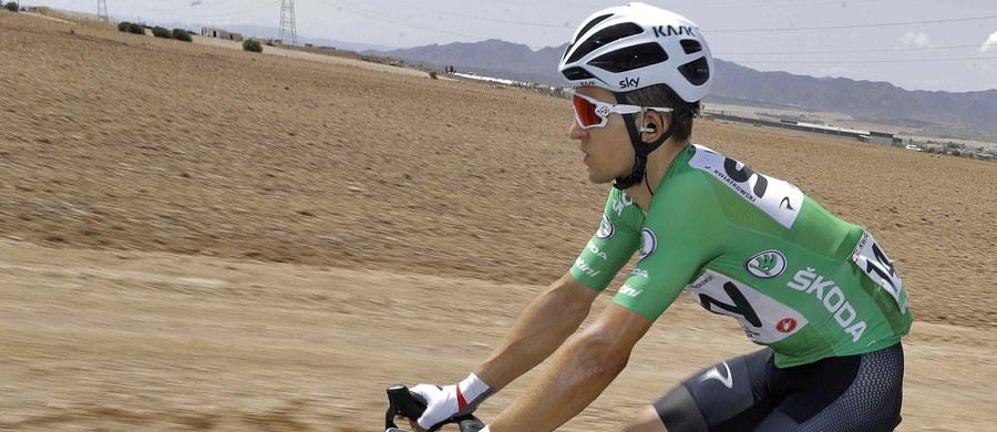 Francuz Tony Galopin (AG2R) wygrał po samotnym ataku siódmy etap kolarskiego wyścigu Vuelta a Espana z Puerto Lumbreras do Pozo Alcon (187,5 km). Jego rodak Rudy Molard (FDJ) pozostaje liderem. Michał Kwiatkowski (Sky) miał upadek i spadł na 6. miejsce w klasyfikacji.