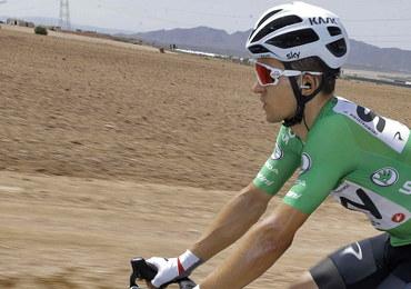 Vuelta a Espana: Upadek Kwiatkowskiego, Polak spada w klasyfikacji