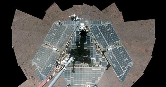 NASA rozpocznie wkrótce procedurę budzenia marsjańskiego łazika Opportunity. Kosmiczna sonda, która od ponad 14 lat przemierza bezdroża Czerwonej Planety zapadła w stan uśpienia podczas gigantycznej burzy piaskowej, przetaczającej się mijającego lata nad Marsem. Ostatni sygnał z Opportunity odebrano na Ziemi 10 czerwca, potem powietrze nad sondą stało się już tak mało przejrzyste, że baterie słoneczne nie były jej w stanie dostarczyć niezbędnej energii. Burza przeszła, NASA liczy na to, że panele słoneczne oczyszczą się na tyle, by podjąć pracę i naładować akumulatory.