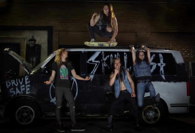 Speed / heavymetalowy kwartet Skull Fist z Kanady przygotował trzeci album.