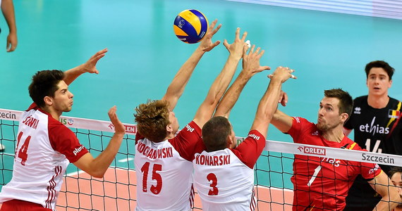 Siatkarze reprezentacji Polski po raz drugi w ciągu dwóch dni pokonali Belgię 3:1 (25:21, 24:26, 25:14, 25:18). Był to ostatni sparing biało-czerwonych przed zbliżającymi się mistrzostwami świata w Bułgarii i we Włoszech.