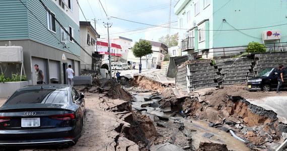 Co najmniej osiem osób zginęło, 125 zostało rannych, a około 40 uznano za zaginione po silnym trzęsieniu ziemi, które nawiedziło południową część japońskiej wyspy Hokkaido - poinformowała agencja Kyodo.