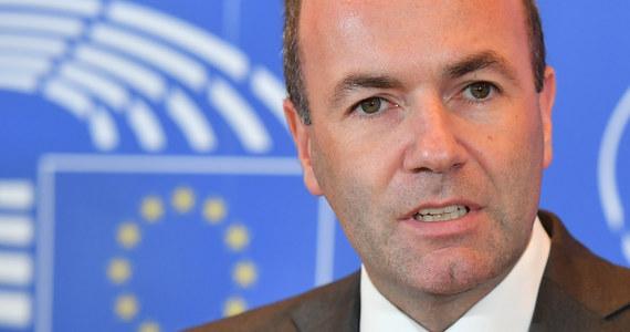 Weber: Sankcjami niczego nie osiągniemy z Węgrami i Polską