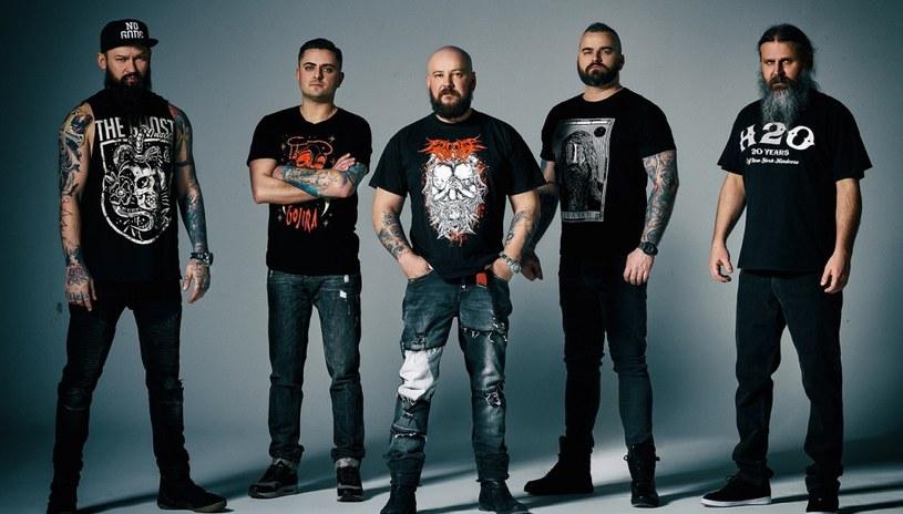 Muzycy sosnowieckiego Frontside odliczają już dni do premiery nowego longplaya.