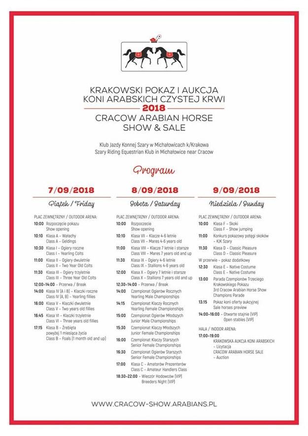 /www.cracow-show.arabians.pl /Materiały prasowe