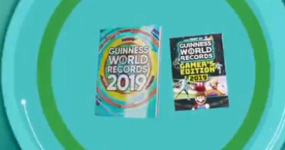 W sprzedaży ukazała się przyszłoroczna edycja Księgi Rekordów Guinnessa. Znalazło się w niej sporo nowych wyczynów.