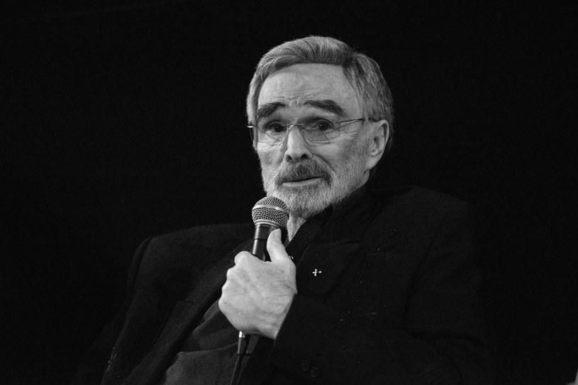 """W wieku 82 lat zmarł Burt Reynolds, pamiętany z takich kinowych przebojów, jak m.in. """"Uwolnienie"""", """"Mistrz kierownicy ucieka"""" czy """"Boogie Nights""""."""