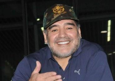Maradona znów zmienił klub. Teraz pracuje w Meksyku