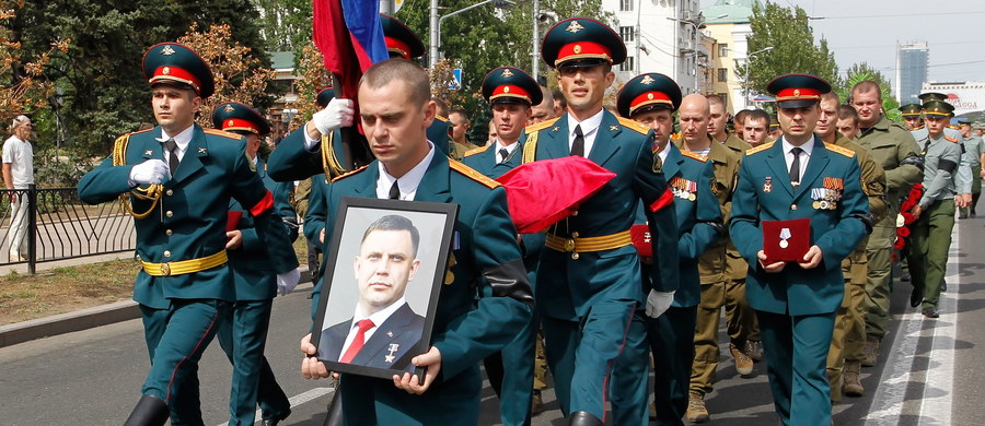W zajętym przez prorosyjskich separatystów Doniecku, na wschodzie Ukrainy, rozpoczęła się walka o władzę po śmierci w zamachu bombowym przywódcy tzw. Donieckiej Republiki Ludowej (DRL) Ołeksandra Zacharczenki - donoszą w piątek ukraińskie media.