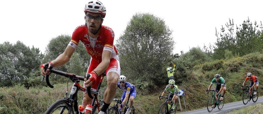 Rafał Majka (Bora-Hansgrohe) zajął drugie miejsce na 13. etapie wyścigu kolarskiego Vuelta a Espana. Na wzgórzu La Camperona w Górach Kantabryjskich triumfował po samotnym finiszu Hiszpan Oscar Rodriguez (Euskadi-Murias).