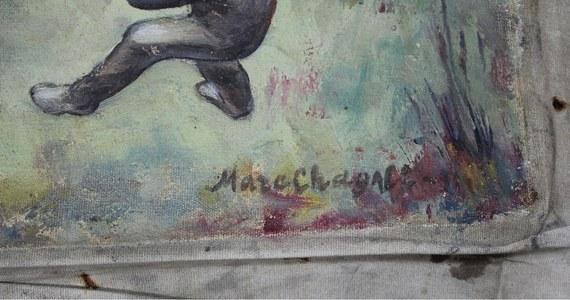 Rutynowa kontrola na przejściu granicznym w Hrebennem zakończyła się niecodziennym ujawnieniem. Celnicy podczas kontroli samochodu osobowego znaleźli obraz. Widniejące na nim podpisy wskazują na to, że dzieło mogło wyjść spod pędzla Marca Chagalla.