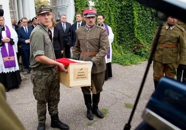 Litwa: Uroczyście pochowano żołnierzy AK