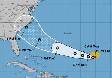 Tropikalna burza Florence może zagrozić wybrzeżu USA