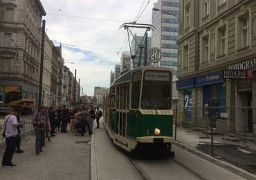 Poznań: Od poniedziałku tramwaje wracają na ul. Św. Marcin