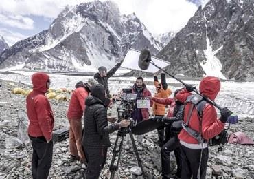 """Trwają zdjęcia do filmu """"Broad Peak"""" o himalaiście Macieju Berbece"""