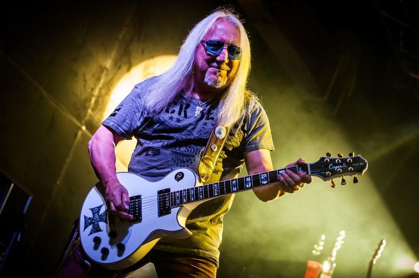 """W lutym 2019 r. na cztery koncerty do Polski przyjedzie brytyjska grupa Uriah Heep, pamiętana z przebojów """"Lady In Black"""", """"July Morning"""", """"Easy Livin'"""" czy """"Gypsy""""."""