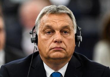 Orban w europarlamencie: Węgry nie poddadzą się szantażowi