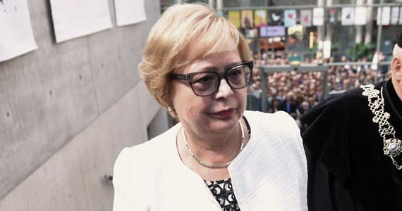 Małgorzata Gersdorf upoważniła sędziego Dariusza Zawistowskiego do zastępowania jej na stanowisku I prezesa Sądu Najwyższego w czasie jej nieobecności. Wcześniej do SN wpłynęły pisma od prezydenta, w których Andrzej Duda zawiadamia siedmioro sędziów, że od dzisiaj przeszli oni w stan spoczynku.