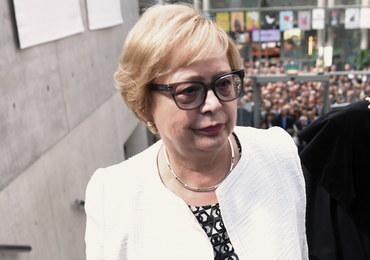 Gersdorf wyznacza swojego zastępcę na stanowisku I prezesa SN