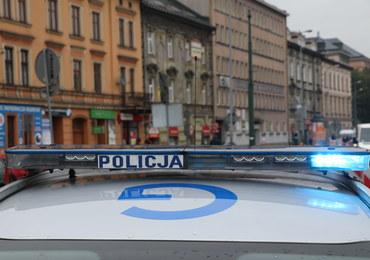 Ucieczka przed policją zakończyła się… w stawie