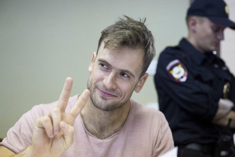 Członek grupy Pussy Riot, Piotr Wierizłow, w stanie ciężkim został przetransportowany do szpitala w Moskwie. Jego współpracownicy są przekonani, że muzyk i aktywista został otruty.
