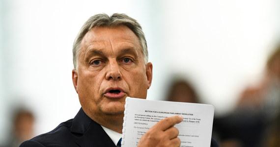"""Węgry mogą złożyć skargę do Trybunału Sprawiedliwości UE w związku ze środowym głosowaniem ws. uruchomienia wobec nich artykułu 7 Traktatu o Unii Europejskiej - tak wynika z opinii prawnej przekazanej do europarlamentu przez przedstawicielstwo Budapesztu w Brukseli. """"Bierzemy pod uwagę wszystkie możliwe kroki"""" - przyznało również w rozmowie z Polską Agencją Prasową węgierskie źródło dyplomatyczne."""