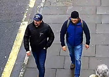 """Podejrzani o zamach na Skripala w rosyjskiej telewizji. """"Co nas łączy? To prywatna sprawa"""""""