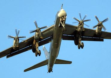Incydent u wybrzeży USA z udziałem rosyjskich bombowców