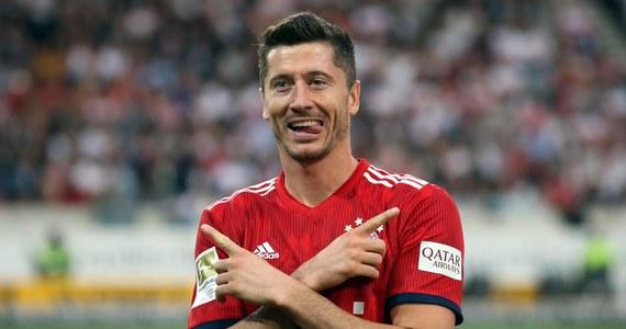 Piłkarz Bayernu Monachium Robert Lewandowski najprawdopodobniej rozegra w sobotę 200. mecz w barwach bawarskiego zespołu licząc wszystkie rozgrywki. Broniąca tytułu drużyna podejmie Bayer Leverkusen w trzeciej kolejce niemieckiej ekstraklasy.