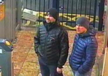 Z podejrzanymi o zamach na Skripalów nie ma kontaktu