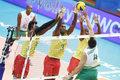 MŚ siatkarzy 2018: Pierwsze zwycięstwo Australii, Kamerun poskromiony