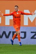 Zagłębie Lubin - Śląsk Wrocław 4-0 w meczu 8. kolejki Lotto Ekstraklasy