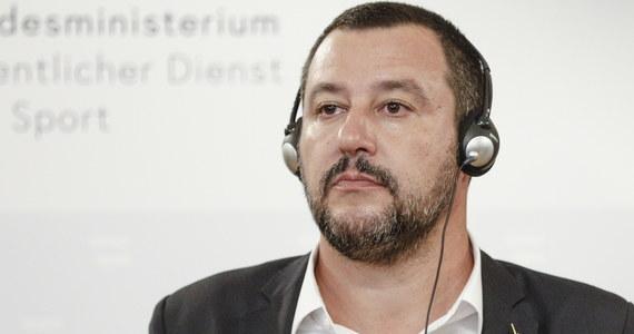 """Rezolucja PE w sprawie art. 7 unijnego traktatu wobec Węgier to """"akt polityczny, szaleństwo lewicowej Europy, która nie może pogodzić się ze zmianami"""" - oświadczył szef MSW Włoch, wicepremier Matteo Salvini. Ponownie stanął w obronie premiera Węgier Viktora Orbana."""
