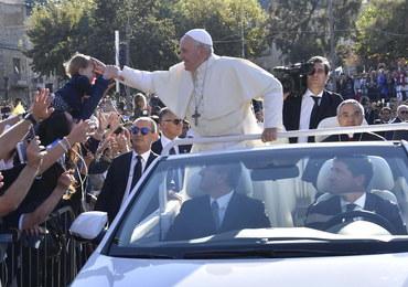 Papież Franciszek do mafiosów: Nawróćcie się