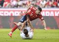 Bayern Monachium - Bayer 04 Leverkusen 3-1. Grał Robert Lewandowski