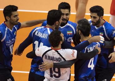 MŚ siatkarzy: Irańczycy pokonali Kubańczyków 3:1