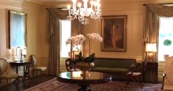 18 września prezydenta Andrzej Duda spotka się w Waszyngtonie z przywódcą USA Donaldem Trumpem. Z oficjalnego planu wynika, że jego wizyta w Białym Domu potrwa nieco ponad dwie godziny. Dziennikarz RMF FM Paweł Żuchowski pokazuje, jak od środka wygląda rezydencja prezydenta Stanów Zjednoczonych.