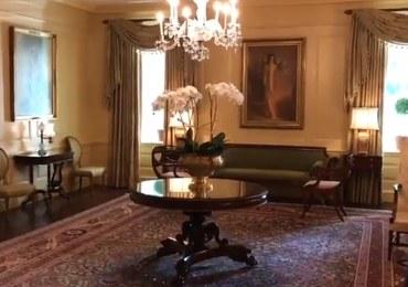 Biały Dom od środka. Jak wygląda rezydencja prezydenta USA?