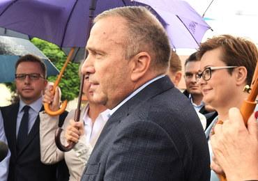 Schetyna nie wyklucza kroków prawnych ws. słów premiera