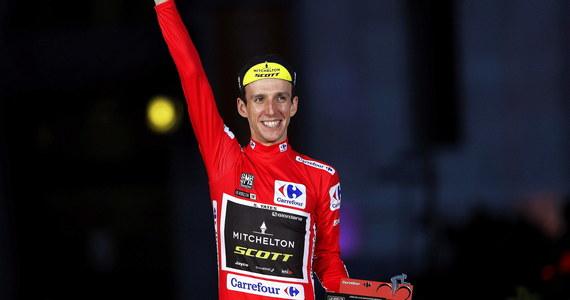 Brytyjczyk Simon Yates z australijskiej ekipy Mitchelton-Scott wygrał zakończony w Madrycie wyścig kolarski Vuelta a Espana. W klasyfikacji generalnej wyprzedził Hiszpana Enrica Masa (Quick-Step) oraz Kolumbijczyka Miguela Angela Lopeza (Astana).
