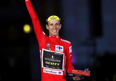Vuelta a Espana: Triumf Simona Yatesa