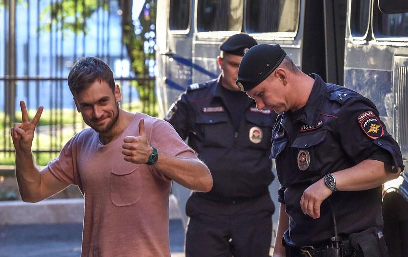 Członek grupy Pussy Riot, Piotr Wierizłow, hospitalizowany w Moskwie na oddziale toksykologicznym, został przewieziony do Berlina. Jego bliscy informują, że aktywista czuje się już lepiej.